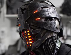 This Guy Makes Showstopping Custom Cosplay Armor