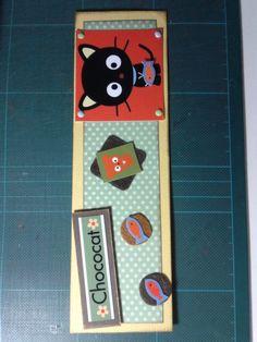 Chococat bookmark