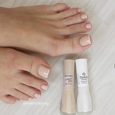 Acrylic Toe Nails, Pink Toe Nails, Pretty Toe Nails, Cute Toe Nails, Feet Nails, French Manicure Toes, Manicure And Pedicure, Fabulous Nails, Perfect Nails