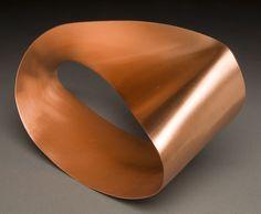Mobius Strip sculpture by Richard Ferguson.