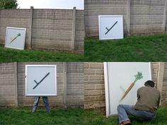 the stick is the carrot...   http://www.youtube.com/watch?v=o1cGl7NfYmE  #accorgitene #stick #carrot