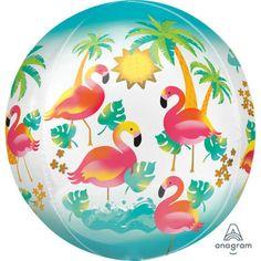 Orbz Lets Flamingle Round Flamingo Great for sun fun party Flamingo Birthday, Happy Birthday Balloons, Flamingo Party, Balloon Shop, The Balloon, Water Balloons, Mylar Balloons, Let's Flamingle, Flamingo Decor