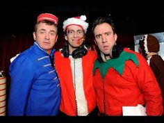 #ZombieClaus (Part 1) starring David Tennant & Shane Richie follow link for Parts 2 & 3