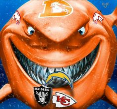 AFC West here we come!! 2016