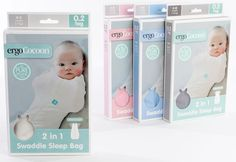 Ergo Cocoon Swaddle by ergoPouch