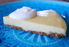 KEY LIME PIE - Jennys Matblogg I Love Food, A Food, Munnar, Key Lime Pie, Fika, Key West, Cheesecake, Cooking, Sweet