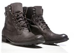 Combat Boots #boots #menshoes #winter #shoes #menstyle