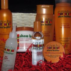 Cantu hair products. I love these for me and my daughter