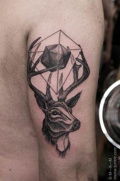 hexagon 2 http://inkspire.awwomg.com/tattoodesigns/hexagon-2/