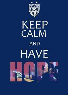#USWNT - Hope Solo #Soccer