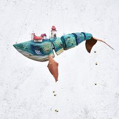 Luděk Burian – Whale