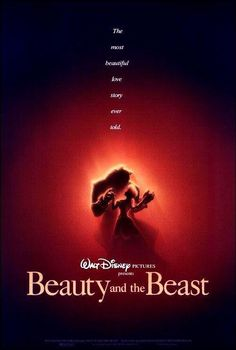 Beauty & the Beast poster :)