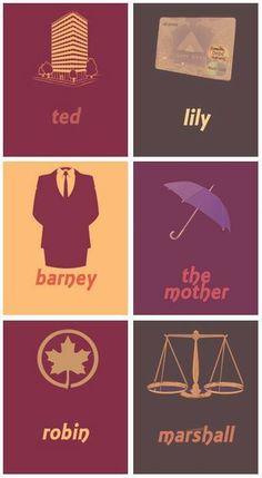 How I met your mother ! <3