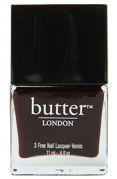 The Nail Lacquer in La Moss by butter LONDON