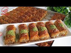 Baklava birmanică! Rețetă baklava turcească. Baklava extrem de ușor și delicios cu kadayıf - YouTube