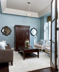 jane lockhart interior design - Family rooms, Living rooms and Family room furniture on Pinterest