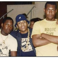 Scott La Rock! LL Cool J with KRS One 1986 You Suckas!