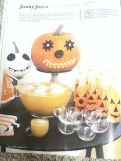 Pumpkin crush