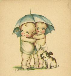 Romantic Ruth Welch Silver Vintage Postcard by TheOldBarnDoor,