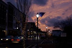 An image captured on my birthday on my way to Iron Hill looking towards the rest of town on Bridge Street in Phoenixville. This quickly became a favorite of mine and can be seen on my business cards and my new banner for my booth.