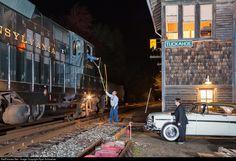 RailPictures.Net Photo: PRR 7000 Pennsylvania Railroad EMD GP9 at Tuckahoe, New Jersey by Ryan Schmelzer