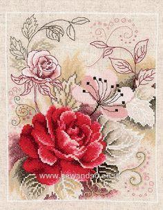 Rose Arabesque