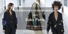 WOMAN FASHION WEEK Copenhagen Style, Copenhagen Fashion Week, Woman Fashion, Fashion News, Saks Potts, New Trends, Bomber Jacket, Jackets, Women