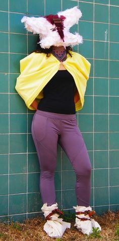 Pincho amarillo con espalda drapeada super calientito!@LacayoPez DENLE LIKE A NUESTRA PÁGINA!! http://www.facebook.com/pages/Lacayo-Pez-Prendas-Experimentales/263209390376930?fref=ts #FASHION #ART #DESIGN #CONCEPTUAL