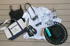 what to pack when visiting Glen Ivy Spa