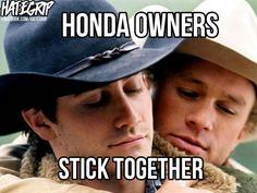 Lmfao honda owners