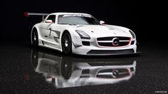2011 Mercedes-Benz SLS AMG GT3 Wallpaper