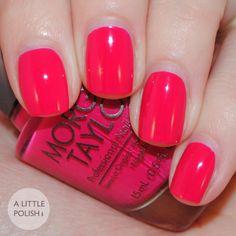 Morgan Taylor - Prettier In Pink A Little Polish