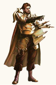 Abadar, O Mestre e Guardião do Primeiro Cofre, Golarion
