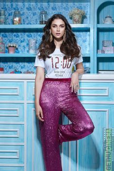 Bollywood Actress Aditi Rao Hydari New Magazine Photoshoot Gallery Bollywood Girls, Bollywood Celebrities, Bollywood Fashion, Bollywood Actress, Western Outfits, Indian Outfits, Western Wear, Cool Outfits, Fashion Outfits