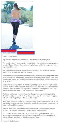 New Weight Loss Program