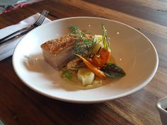 Pork Belly  #porkbelly #burleighheads #restaurant #moderneuropean