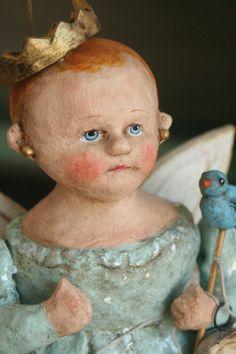 "...Debbee's ""Angel of Song""..."