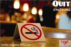 Quit Smoking. Save Your Herat.
