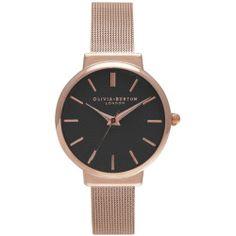 Women's Olivia Burton 'The Hackney' Mesh Strap Watch, 29Mm