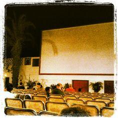 Noche de verano... y cine