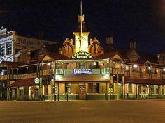 Exchange Hotel Kalgoorlie WA.