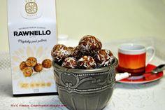 R'n'G Kitchen: Rawnello- bakaliowe kulki z kokosem