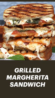Best Lunch Recipes, Healthy Sandwich Recipes, Grilled Cheese Recipes, Healthy Sandwiches, Vegetarian Recipes, Dinner Recipes, Cooking Recipes, Beef Recipes, Good Sandwiches