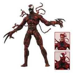 #EntertainmentEarth Update – #MarvelSelect #Carnage Figure Pre-Orders http://www.toyhypeusa.com/2014/10/22/entertainment-earth-update-marvel-select-carnage-figure-pre-orders/ #DiamondSelectToys