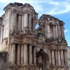 Mission Ruins, Antigua