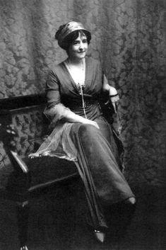 Lucy, Lady Duff-Gordon 1910 Lady Duff Gordon Grand Ladies gogm