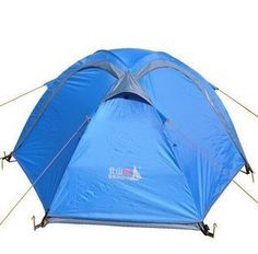 128.00$  Watch here - http://aliykq.worldwells.pw/go.php?t=1256856853 - Aluminum Rod 2 Person Tent Cheap 210*135CM Waterproof Camping Tent Color Can Choose Free shipping 128.00$