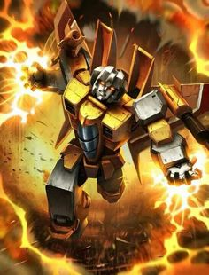 Transformers Legends Sunstorm