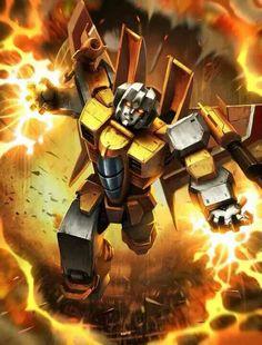 Transformers Legends Sunstorm