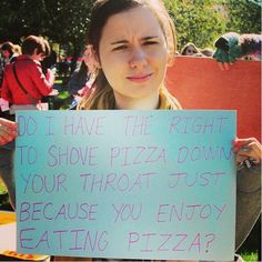 31 Women Show Us the Right Way to Respond to Common Excuses for Rape